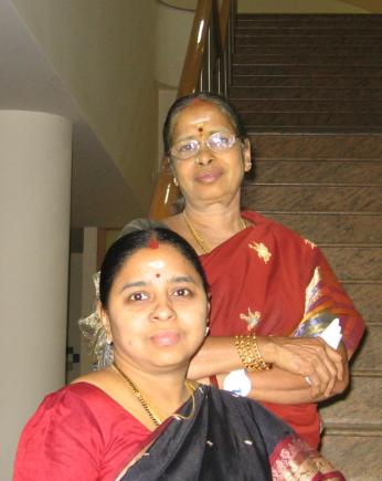 Women Behind Successful Ramanan